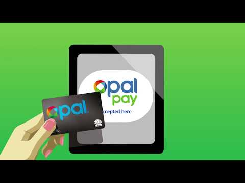 OpalPay - Tap to pay with your Opal card