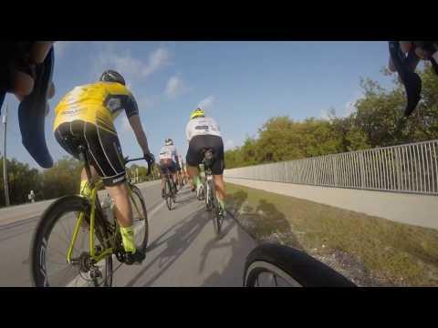 Key Largo to Key West Road Bike Ride