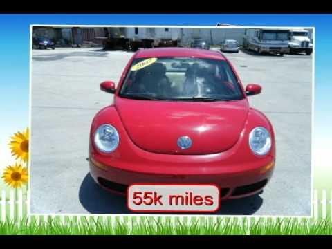 2007 Volkswagen Beetle GL