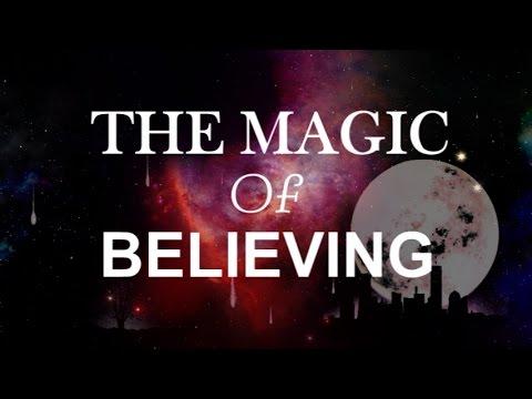 The Magic of Believing Revisited (Audiobook) → Claude Bristol