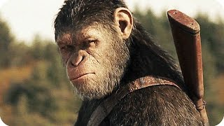 WAR FOR THE PLANET OF THE APES Trailer (2017) Planet Of The Apes 3