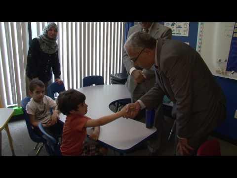 Ecole Ibn Khaldoun Visit