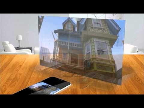 New iPhone 5 Hologram Concept HD