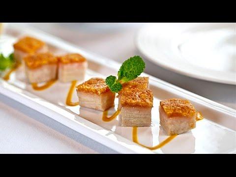 How To Make Super Crispy Roast Pork Belly 脆皮燒肉 Siew Yuk / Siu Yuk Recipe