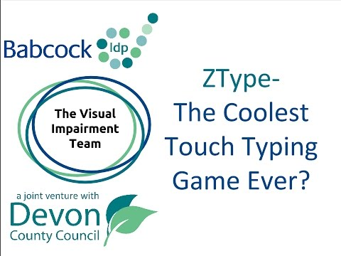 ZType- The Coolest Touch Typing Game?