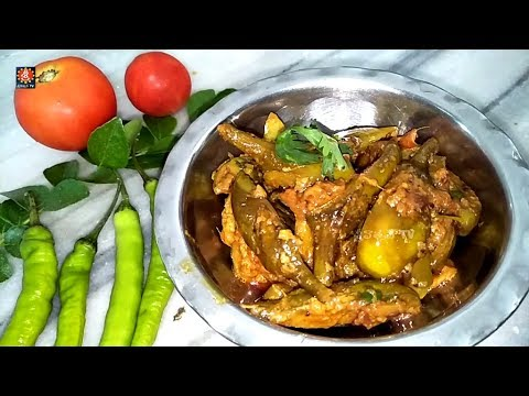Masala Vankaya Curry Gravy in Telugu || Brinjal Recipe || Vankaya  Curry By Sri Tv