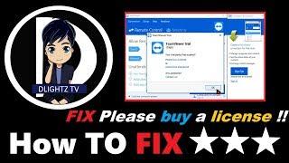 แก้ TeamViewer ที่หมดอายุให้ฟื้นคืนชีพ [ Ver Free ] - PakVim