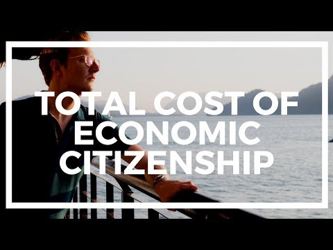 The REAL cost of buying a passport with economic citizenship