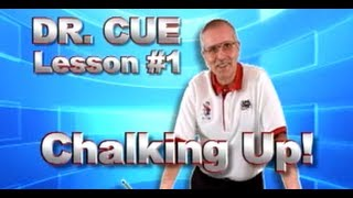 APA Dr  Cue - Lesson 30 - Changing Direction of Frozen Cue
