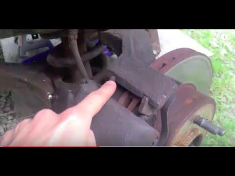 HARD Brake Pedal - My brakes are Locking/Sticking/Smoking