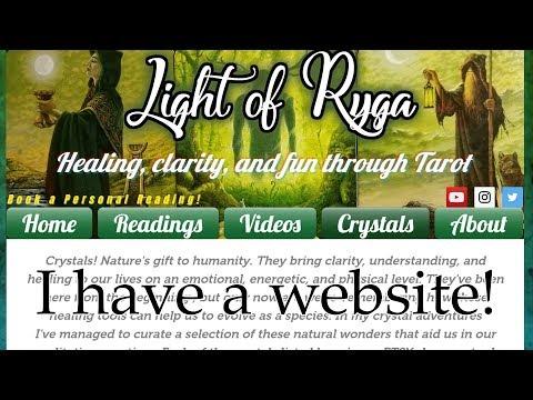 I have a Website!