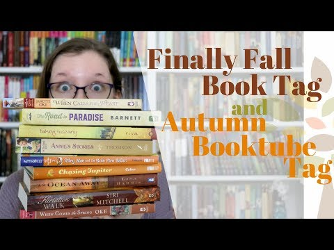 Finally Fall Book Tag + Autumn Booktube Tag