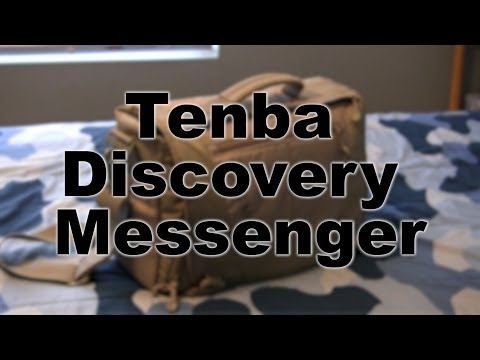 Tenba Discovery Messenger (Review)