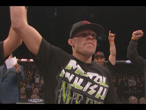 The Ultimate Fighter 18 Finale: Nate Diaz Octagon Interview
