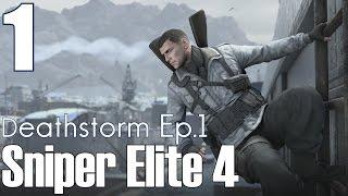 Sniper Elite 4 Deathstorm: Inception DLC Part 1