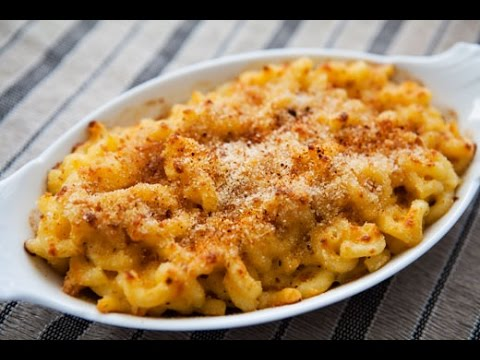 Fancy Macaroni and Cheese | One Pot Chef