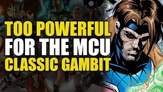 Download Too Powerful For Marvel Movies: Classic Gambit/New Sun Video