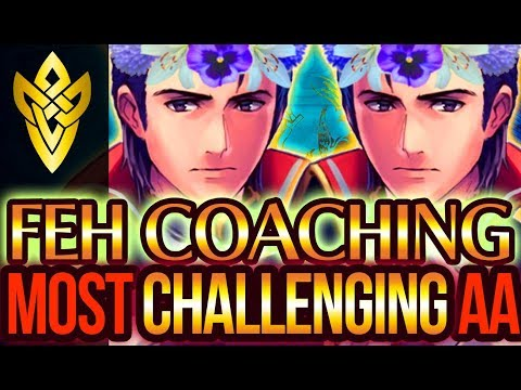 FEH Arena Assault -Most Challenging AA Coaching Session Ever!
