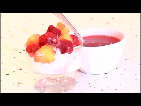 Frozen Fruit Compote Dessert Recipe : Dinners & Desserts
