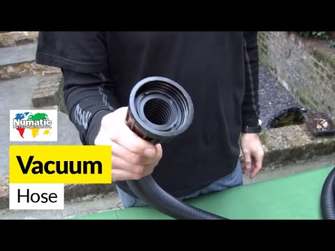 How to replace a Henry hose on a Numatic Henry vacuum cleaner
