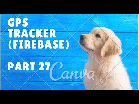 Real time Family GPS Tracker App (Firebase) in Android Studio PART 27 (MyCircle)