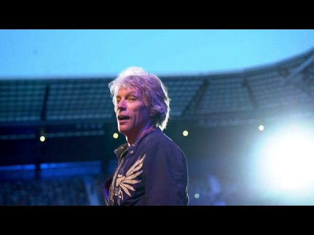 Bon Jovi: Tour Diary #10 - Vienna & Klagenfurt