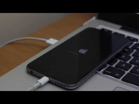 Forgot iPhone 6 Passcode - How To Reset iPhone 6 Password - iPhone Disabled  - Step by Step