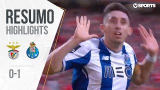 Highlights   Resumo: Benfica 0-1 FC Porto (Liga #30)