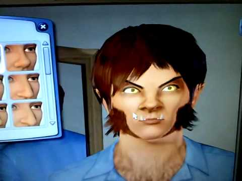 Sims 3 how to make a Werewolf