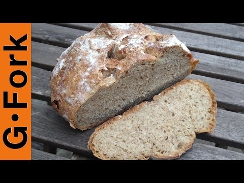 Artisan Bread in Five minutes a day Easy Bread Recipe - GardenFork