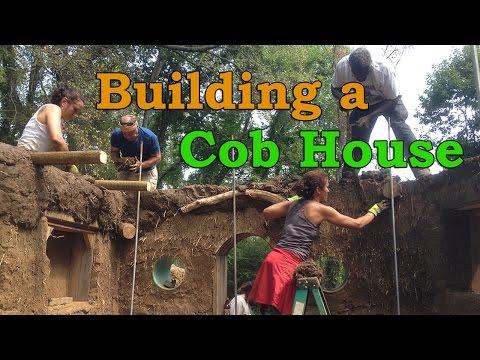 How to Build a Cob House - Online Cob Workshop - Video Lessons Course
