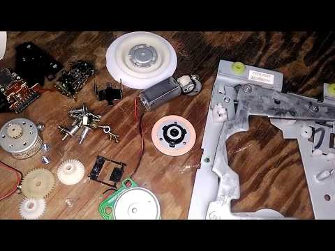 How To Earn Money Scrapping DVD Drives | Salvage a CD/DVD Writer For Free Parts #607