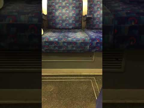 London Underground 1996 Stock Jubilee Line PA