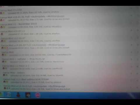 Free Garry s mod download torrent in description