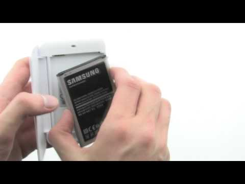 Samsung Extra 3200mAh Battery Charging System for Galaxy Note 3