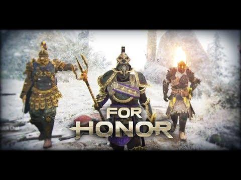 For Honor | ROMAN F*CKING CATAPULT..
