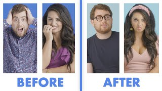 Interviewed Before and After Our First Date - Sarah & Daniel | Glamour