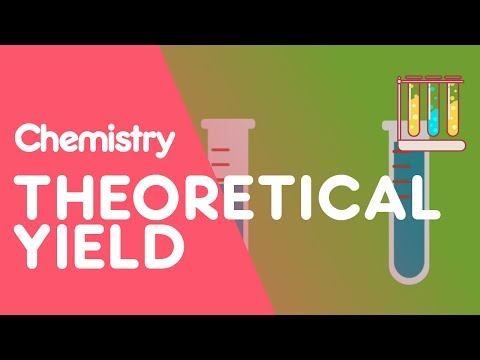 Theoretical yield and losses | The Chemistry Journey | The Fuse School