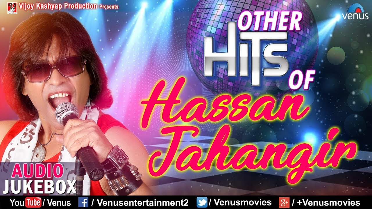 Download Hits Of Hassan Jahangir   Evergreen Hindi Songs   JUKEBOX   Popular Bollywood Songs   Album Songs MP3 Gratis