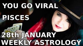 Pisces 2019 Horoscope Overview- Astrologer Joseph P  Anthony