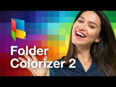 Folder Colorizer 2 –Change folder color on Windows PC