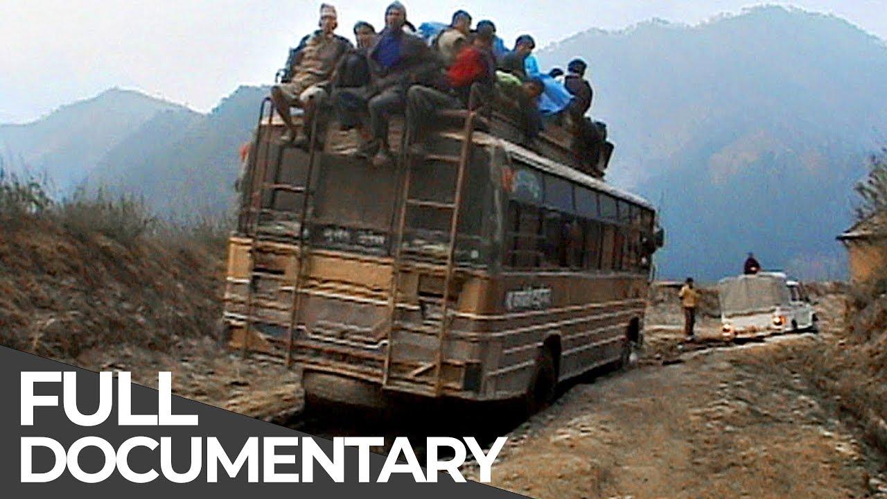 Deadliest Roads   Nepal   Free Documentary