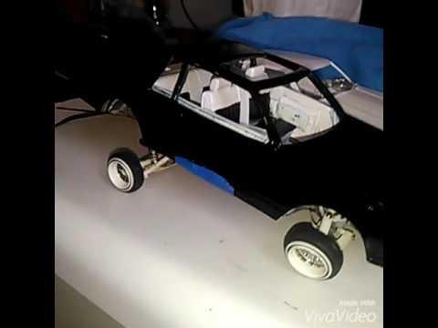 Caprice model car hopper