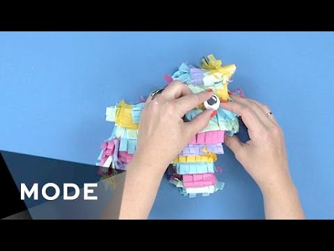 DIY Cinco de Mayo Piñata | Glam It Yourself ★ Glam.com