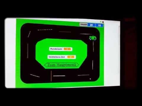 Scratch 2.0 - Car game