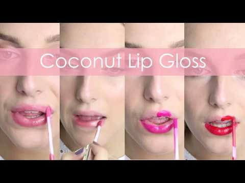 Coconut Lip Gloss