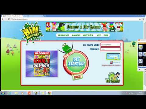 Binweevils: How to hack two accounts