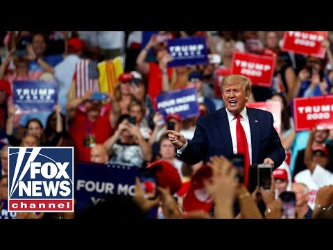 Xxx Mp4 Trump Holds 39 MAGA 39 Rally In Orlando To Kick Off 2020 Campaign 3gp Sex