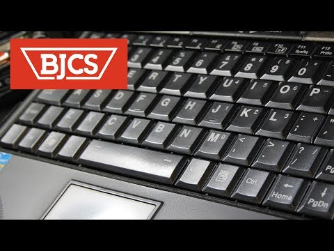 How To Replace the Dell Latitude 14 Rugged 5404 Keyboard