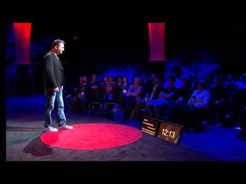 20 days that changed my life | Patrick Lehoux | TEDxNickelCity